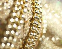 Bożenarodzeniowi ornamenty Zdjęcie Royalty Free