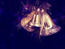 Bożenarodzeniowy Bell Zdjęcie Stock