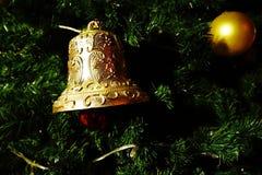 Bożenarodzeniowy Bell Fotografia Stock