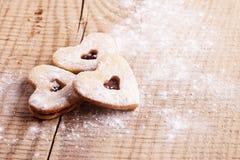 Bożenarodzeniowy ciasteczko Fotografia Royalty Free