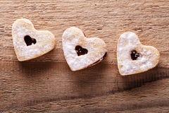 Bożenarodzeniowy ciasteczko zdjęcie stock