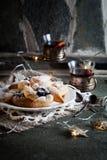 Bożenarodzeniowy ciasto Fotografia Stock