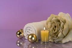Bożenarodzeniowy relaks zdjęcie royalty free
