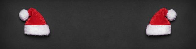 Bożenarodzeniowy sztandar lub xmas chodnikowiec Zdjęcie Stock