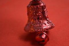 Bożenarodzeniowych dzwonów dekoracja Obrazy Royalty Free