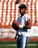 BO Jackson Los Angeles Raiders Stock Foto's