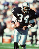 Bo Jackson Los Angeles Raiders Royaltyfri Foto