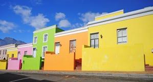 BO-Kaap, Καίηπ Τάουν στοκ εικόνες με δικαίωμα ελεύθερης χρήσης