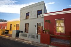 Bo Kaap Stock Photography