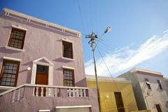 Bo Kaap Royalty Free Stock Photos