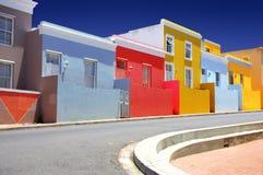 Bo Kaap Stock Image