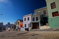 Bo-Kaap District, Cape Town, South Africa Stock Photo