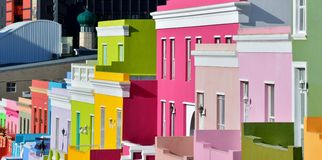 Bo Kaap Royalty Free Stock Image