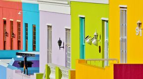 Bo Kaap Stock Photos