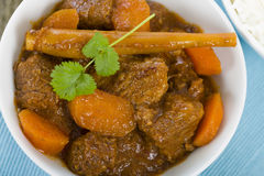 Bo Kho Royalty Free Stock Photo
