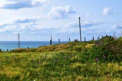 Bo nära havet Arkivfoto