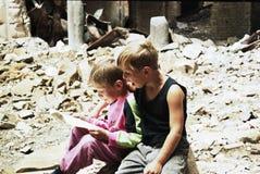 BOŚNIACKA CYWILNA wojna Fotografia Stock