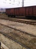 Bośniacka dworzec trasa zdjęcia stock