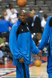 Bo Outlaw Of The Orlando Magic Royalty Free Stock Photo