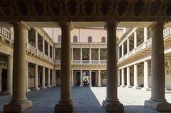 BO-Palast in Padua lizenzfreie stockbilder