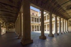 BO-Palast in Padua lizenzfreies stockbild