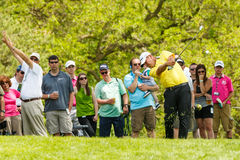 Bo Van Pelt at the Memorial Tournament Stock Image