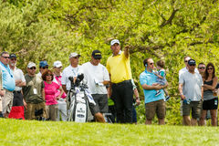 Bo Van Pelt at the Memorial Tournament Stock Photography