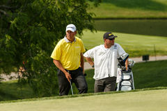 Bo Van Pelt at the Memorial Tournament Royalty Free Stock Photography