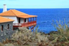 Bo vid havet Royaltyfria Bilder