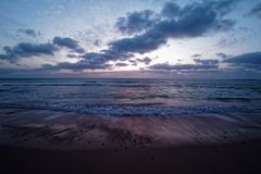 Boa νησιών Vista στο Πράσινο Ακρωτήριο, τοπίο - παραλία στοκ εικόνες