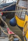 Boa delle navi Fotografia Stock Libera da Diritti