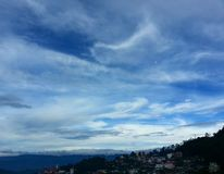 Boa noite, Nagaland! Foto de Stock