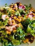 Boa salada fresca saudável imagens de stock