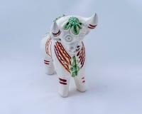 Boa sorte peruana Bull Fotografia de Stock
