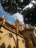 Boa Viagem-Kirche Stockfoto