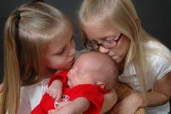 Boa vinda à família Fotografia de Stock