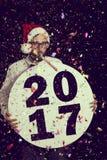 Boa vinda 2017 Foto de Stock