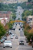 Boa vinda a Colorado dourado Imagens de Stock Royalty Free