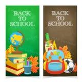 Boa vinda de volta à escola Fotos de Stock