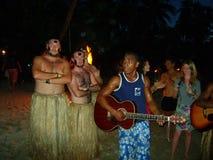 Boa vinda dos insulares Imagem de Stock Royalty Free