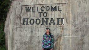 Boa vinda a Hoonah em Alaska filme