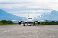 Boa vinda a Kamchatka fotografia de stock royalty free