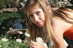 Boa vinda a meu jardim Fotos de Stock Royalty Free