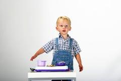 Boa vinda a minha cozinha Imagens de Stock