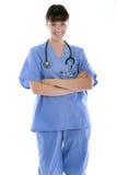 Boa vinda a nossa clínica imagem de stock royalty free