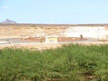 Boa Vista, widok od pokoju Obraz Stock