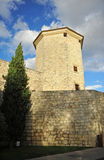 Boabdil Tower in Lucena, Cordoba province, Andalusia, Spain Stock Photos