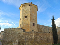 Boabdil Tower in Lucena, Cordoba province, Andalusia, Spain Royalty Free Stock Photo