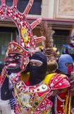 2018 Moriones Festival. BOAC , PHILIPPINES - MARCH 30 : Participant in the Moriones festival in Boac Marinduque island the Philippines. The Moriones festival Stock Images