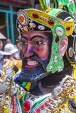 2018 Moriones Festival. BOAC , PHILIPPINES - MARCH 30 : Participant in the Moriones festival in Boac Marinduque island the Philippines. The Moriones festival Royalty Free Stock Photos